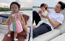 Ái nữ nhà Cường Đô La nghỉ lễ: Chán siêu xe nên lên du thuyền dạo mát, được mẹ đầu tư ăn diện chuẩn tiểu thư nhà giàu