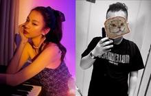 """Phí Phương Anh tung MV mới, bồ thiếu gia Sài Thành lập tức có động thái chứng minh """"fan trung thành"""""""