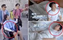 Nam diễn viên 26 tuổi phải ngồi xe lăn để ghi hình vì bệnh gút hành hạ, bác sĩ cảnh báo nhiều người trẻ đang phải đối mặt với căn bệnh này