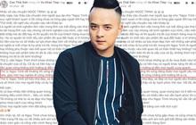 """Cao Thái Sơn vạch ra 5 điều để nói về drama Ngọc Trinh, nghe đến quan điểm dùng hàng """"pha ke"""" là thấy sai rồi!"""