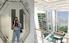 """Bà xã Jang Dong Gun đăng ảnh """"tự sướng"""", vô tình hé lộ luôn căn penthouse giá 333 tỷ đắt nhất Hàn Quốc"""