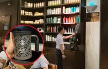 """Trái với cảnh rần rần trên mạng, thực tế lại khá vắng người đến """"săn lùng"""" bộ sưu tập mới của Starbucks?"""