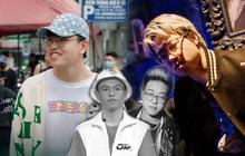 """Gần 1 năm không gặp, Gừng & RichChoi bỗng """"mũm mĩm"""" hơn hẳn ở buổi casting Rap Việt"""