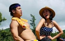 Trương Thế Vinh - Thúy Ngân tạo dáng thân mật, fan lại được dịp đẩy thuyền cho Running Man Việt