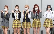 """ITZY bị stylist cho mặc váy nhăn nhúm đi quay show, netizen ca thán: """"Xin nhắc lại JYP thuộc Big 3 đó!"""""""