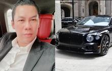 """""""Đại chiến Rolls-Royce"""" vừa hạ nhiệt, đại gia Đức Huy khoe nhẹ sắp có Bentley bản giới hạn"""