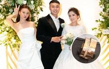 """Chị gái """"tâm lý số 1"""" gọi tên Lan Ngọc: Tặng bộ nhẫn đính toàn kim cương, dùng cả ekip riêng hỗ trợ em dâu trong đám cưới"""