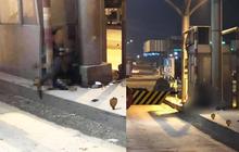 Hiện trường ám ảnh vụ thanh niên lái Exciter tông thẳng vào trạm thu phí tử vong tại chỗ ở Đồng Nai