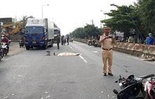 Va chạm xe khách, nữ sinh tử vong trên đường đến trường