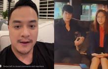 Livestream đối đầu căng đét: Nathan Lee tuyên bố kiện ekip Ngọc Trinh 30 tỷ, Cao Thái Sơn lên tiếng bảo vệ Ngọc Trinh vì thấy cô bị bắt nạt