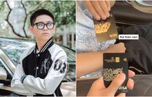 Gia Kỳ còn có em họ là rich kid Hà thành, rủ nhau rút thăm bằng... thẻ đen trên con Maybach 11 tỷ