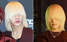 Idol Hàn Quốc nuôi tóc giấu mặt từ lúc debut, đến khi nổi tiếng muốn cắt tóc nhưng sợ fan không nhận ra