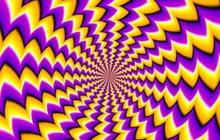 Bức hình đang chuyển động hướng nào? Câu trả lời tiết lộ tính cách nổi trội của bạn