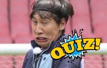 Quiz: Lee Kwang Soo có rất nhiều dấu ấn khó quên ở Running Man, bạn có nhớ hết?