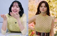 """4 lần Lisa đụng hàng Selena Gomez: """"Đụng"""" cả món hàng hiệu giá gần 100 triệu nhưng ai đỉnh hơn?"""