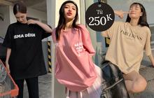 """Loạt áo phông local brand đơn giản mà chất lừ giá chỉ từ 250k, ai cũng nên sắm một """"em"""" đón hè"""