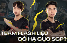 Siêu kinh điển Đấu Trường Danh Vọng: Saigon Phantom có dấu hiệu của những sai lầm, thời cơ Team Flash đã đến?