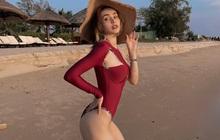 """""""Bông hồng lai"""" MLee tung ảnh bikini siêu chặt chém: Liệu mùa hè có nóng hơn em?"""
