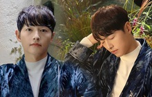 Xỉu ngang trước bộ ảnh mới của Song Joong Ki: Phơi phới lột xác, thế này còn bảo Song Hye Kyo dùng như phá không?
