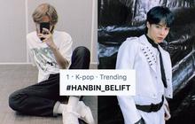 Thực tập sinh người Việt của Big Hit leo thẳng No.1 trending chỉ nhờ một động thái mới, fan réo gọi ngày debut