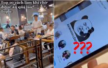 """Cô gái AirDrop ảnh """"ăn nhanh lên"""" cho loạt thực khách vì đợi quá lâu nhưng bị netizen tố """"vô duyên hết phần thiên hạ"""""""