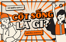 """Từ điển Gen Z: """"Cột sống"""" là gì?"""