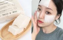 Mê đắp lotion mask như phụ nữ Nhật nhưng bạn đã biết đâu là miếng bông tẩy trang hoàn hảo dành cho bước này