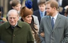 Phản ứng đầu tiên của vợ chồng Harry – Meghan ngay sau sự ra đi của cố Hoàng thân Philip khiến dư luận xôn xao tranh cãi