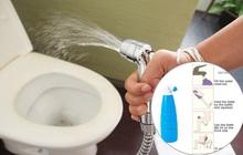 """Toilet công ty không có vòi xịt? Đừng lo vì đã có 4 món """"cứu cánh"""" giá chỉ từ 116K"""