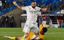 Hút chết trên sân nhà, Real Madrid bỏ lỡ cơ hội đánh chiếm ngôi đầu bảng
