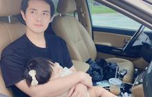 Bị netizen phát hiện mải chăm con đến mặc cả áo ngược, bố bỉm Ông Cao Thắng phải vội phân trần