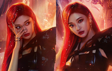 """""""Trùm cuối"""" NingNing (aespa) tung ảnh teaser: Bị chê tóc đỏ không hợp, thần thái """"sượng trân""""?"""