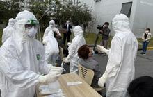 """""""Ổ dịch"""" nguy hiểm tại Bắc Giang: 33 công nhân trong khu công nghiệp mắc Covid-19 với 512 F1 và 845 F2"""
