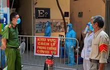Bé 1 tuổi dương tính SARS-CoV-2 ở quận Hai Bà Trưng từng được đưa đi những đâu?