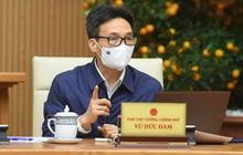 """Phó Thủ tướng Vũ Đức Đam: """"Các ổ dịch tại Việt Nam cơ bản được kiểm soát"""""""