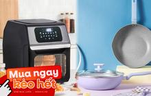 Loạt đồ bếp siêu tiện cho gia đình đông người, chị em mau sắm vì giá chỉ từ 399k