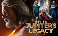 Jupiter's Legacy: Sẽ thế nào nếu siêu anh hùng là những kẻ nghiện hút, ăn chơi trác táng?