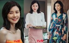 Đẳng cấp hàng hiệu của Hoa hậu Hàn Quốc trong phim mới: Tủ đồ 100% váy áo xa xỉ, xem bóc giá mà toát mồ hôi