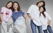 Dụi mắt mấy lần mới nhận ra thiên thần nhí Choo Sarang: Cao lớn vượt trội, làm mẫu chuyên nghiệp át cả mẹ siêu mẫu