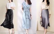 14 set váy áo xinh xắn nhẹ nhàng, để bạn có được style chuẩn nữ chính phim Hàn