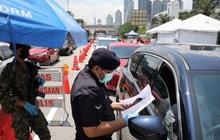 Malaysia phong tỏa toàn quốc vì số ca mắc Covid-19 tăng đột biến
