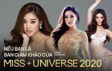 Là giám khảo Miss Universe, bạn chấm Khánh Vân bao nhiêu điểm, có vượt được thành tích huyền thoại của H'Hen Niê?