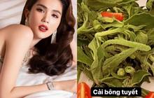 Loại rau đắt hơn thịt mà Ngọc Trinh ăn hàng ngày để giữ dáng và giúp đẹp da