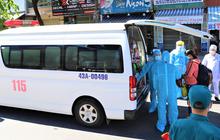 Đà Nẵng ghi nhận 7 ca dương tính SARS-CoV-2 trong ngày: 1 công nhân chưa rõ nguồn lây, 4 F1, một cặp đôi từng đến BV Gia Đình