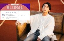 Ấn tượng: Sơn Tùng M-TP lọt vào BXH Billboard Global toàn cầu, là nghệ sĩ Việt Nam đầu tiên làm được điều này!