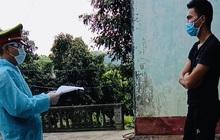 Hà Giang: Cưỡng chế nam thanh niên bỏ trốn về lại khu cách ly