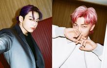 BTS tung teaser khoe visual của Jungkook và RM, tiện chốt nơi biểu diễn ra mắt bài mới quá đẳng cấp!