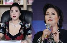 """Mỉa mai bà Phương Hằng làm giàu bất chính, NSND Hồng Vân bị chính chủ livestream nói gay gắt, netizen ùa vào """"tấn công"""""""