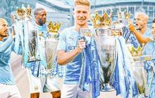 Man City chính thức vô địch Ngoại hạng Anh, Pep lập hàng loạt thành tích