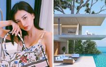 """Hiện tượng """"dao kéo"""" Việt khoe nhẹ món quà chồng tỷ phú tặng: Villa 230 tỷ chứ nhiêu!"""